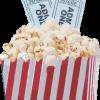 映画館でポップコーンを食べる理由は?これで納得!